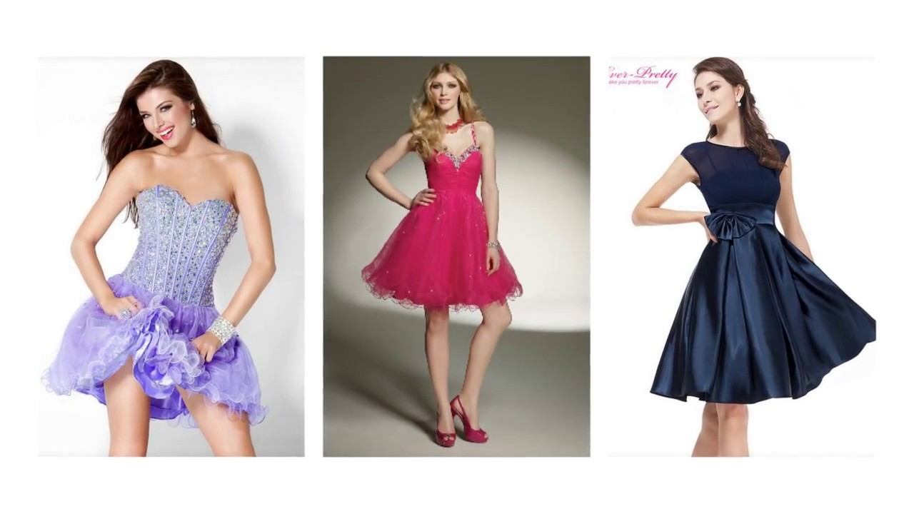 Most beautiful party dresses