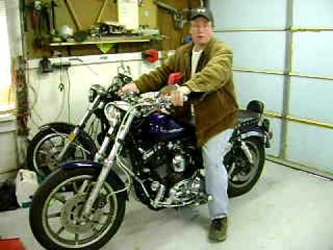 1990 Harley Davidson Sportster 883