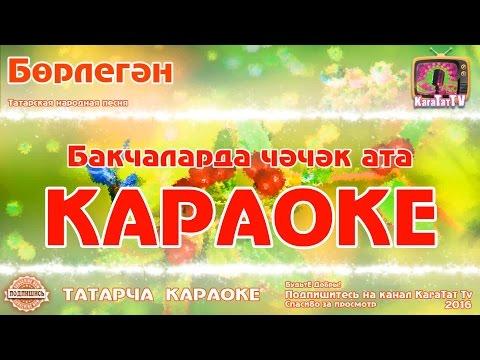 Караоке Татарские Песни