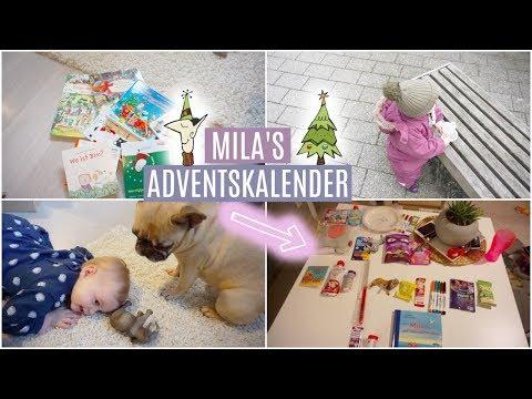 NEUE BÜCHER für Mila ❘ Mila's ADVENTSKALENDER  ❘ Mila & Bruno kuscheln ❘ MsLavender