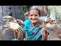 Granny Special King Size Crabs Recipe    Myna Street Food