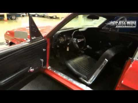 1968 Ford Mustang for sale at Gateway Classic Cars in St. Louis, MO