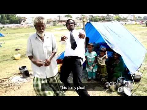 The Poverty Song: Wilbur Sargunaraj- Official Music Video