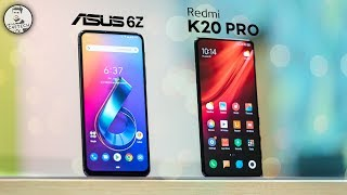 Redmi K20 Pro or Asus 6Z - What to Choose? A Detailed Comparison!