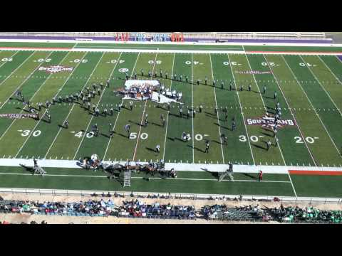 Airline High School Band Performs at NSU Marching Contest 11/6/2010