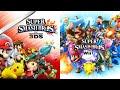 Super Smash Bros. for Wii U & Nintendo 3DS (1-25-15)