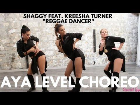 AYA Dancehall Choreo On Shaggy Kreesha Turner Reggae Dancer thumbnail