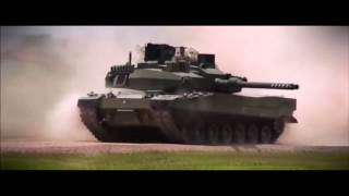 Ana Muharebe Tankı ALTAY  -  Turkish Main Battle Tank ALTAY