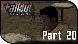 "Fallout: New Vegas Gameplay Part 20 - ""The King/Elvis!"" (Fallout 4 Hype Let's Play!)"