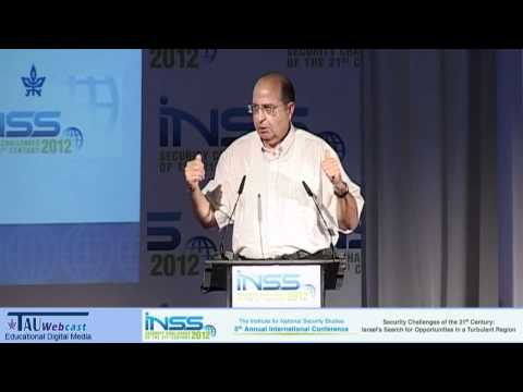 Closing Statement by the Minister for Strategic Affairs Moshe Yaalon