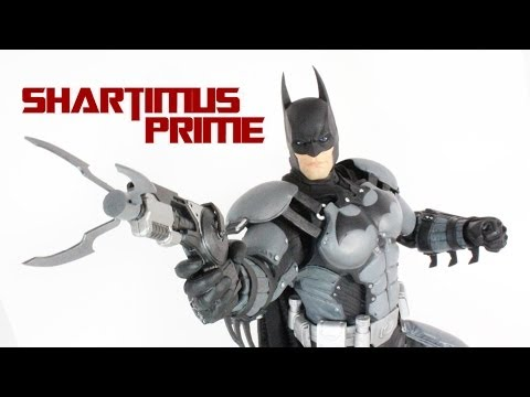 NECA 1:4 Scale Batman Arkham Origins 18 Inch Action Figure Review