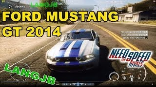 Rivals - Need For Speed The Rivals Ford Mustang 2014