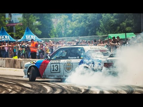 Drift BMW E30 V8 4.4 - Руслан Езеров aka Norton (Одесса)