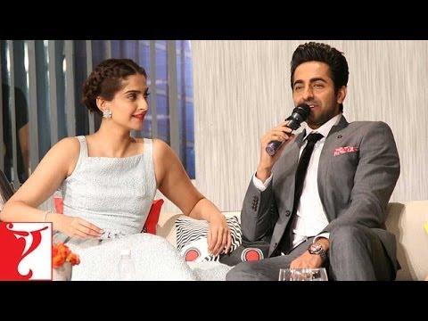Q&A With Ayushmann Khurrana & Sonam Kapoor - Bewakoofiyaan