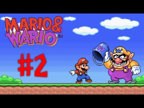 Mario & Wario | Ep.2 - Winging It!