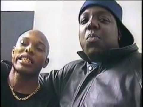 Rare clip of the Notorious B.I.G. driving through Brooklyn meets up with Lil Kim