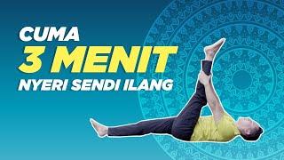 Cuma 3 Menit Nyeri Sendi Hilang - Yoga With Penyogastar