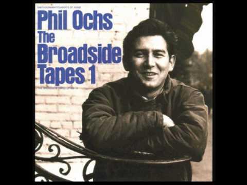 Phil Ochs - The Ballad Of John Henry Faulk