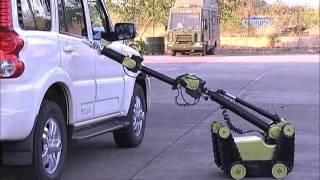India39s DRDO - Military Robots