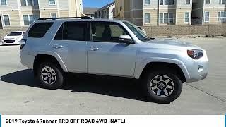 2019 Toyota 4Runner San Angelo Texas 654008