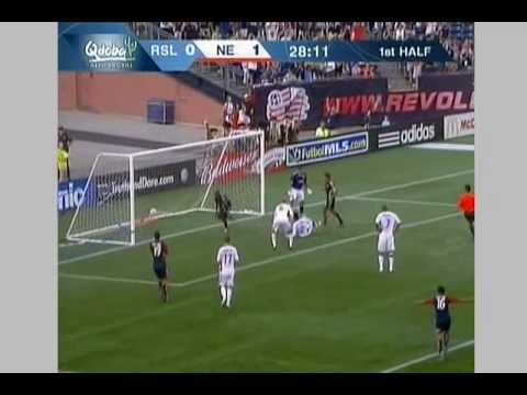 Game highlights: Real Salt Lake vs. New England Revolution- 08/23/09 Video