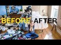 EXTREME KONMARI METHOD DECLUTTERING | Before & After