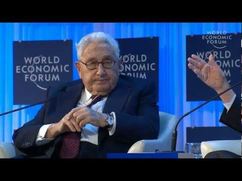 Davos 2013 - The State of the World: A Strategic Assessment