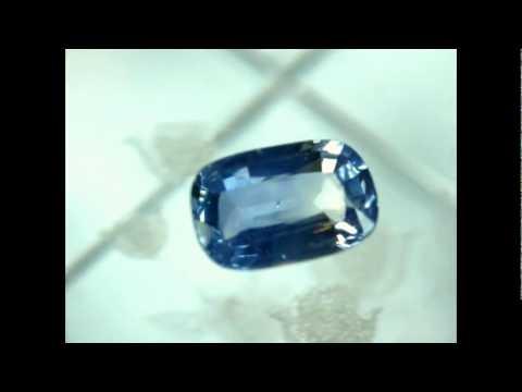 Wonderful Untreated Sri Lankan Blue Sapphire video