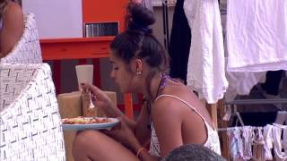 Big Brother 2013: Live Feed: Tim and Tahan's Sauce-y Argument.