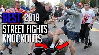 STREET FIGHTS OF OCTOBER 2018