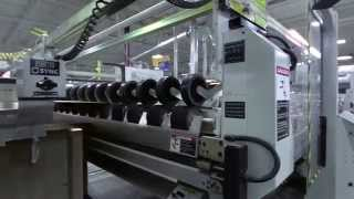 Wisconsin Packaging Corp - Plant Tour