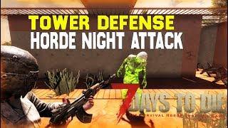 14th Horde Night Vs Tower Defense Base Design Alpha 17
