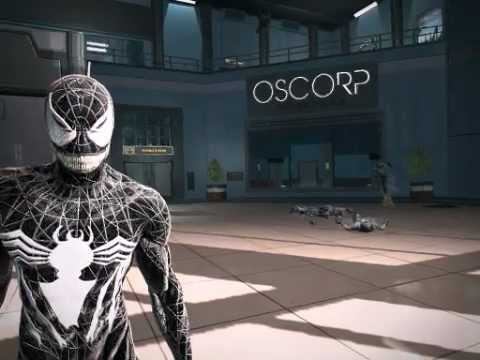 The Amazing Spider-Man Amazing VENOM skin