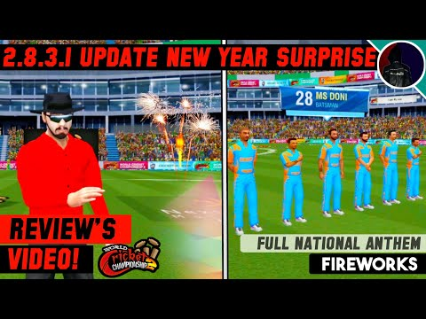 🎉Wcc-2 Surprise New Year 2019 2.8.3.1 Update   Full Reviews Video✌Fireworks New Improvements