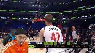 FlightReacts 2020 NBA Three Point Contest - Full Highlights!