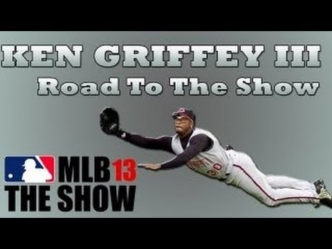 MLB 13 Road to the Show - LIVE with Ken Griffey III [EP11]