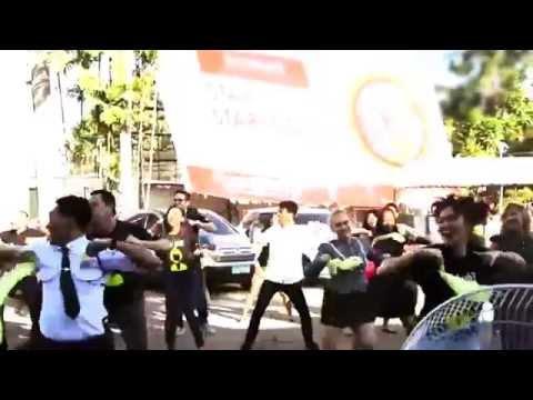 OPEN ACCESS BPO Davao Launch- Flashmob