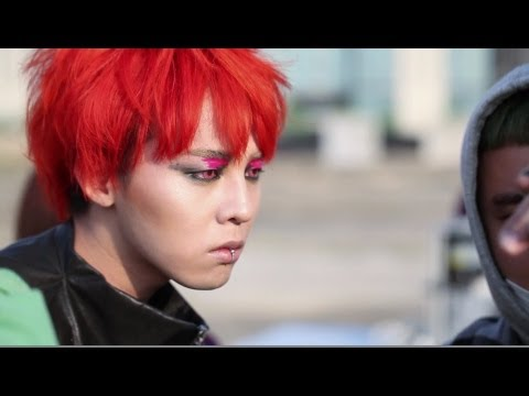 Bigbang - Making Of monster Music Video video