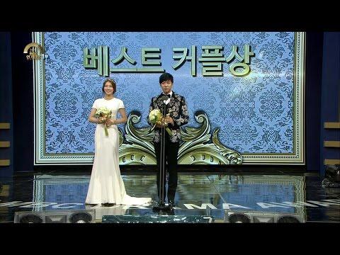 【tvpp】lee Seung Gi - 'best Couple Award' With Suzy, 이승기 - 이승기 & 수지 '베스트 커플상'  2013 Mbc Drama Awards video