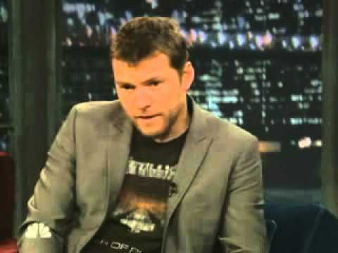 Sam Worthington on Jimmy Fallon