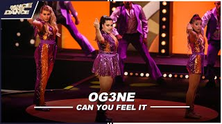 OG3NE. // CAN YOU FEEL IT // SHOW 3 // DDD //
