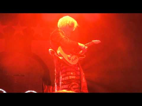 John 5 guitar solo w/ Rob Zombie live @ Stage AE 5/16/12