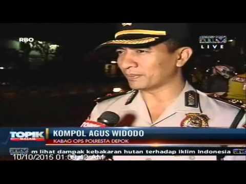 [ANTV] TOPIK OPERASI CIPTA KONDISI Polres Depok, Jaguar