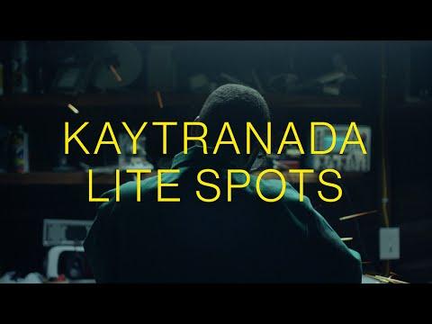 KAYTRANADA - LITE SPOTS