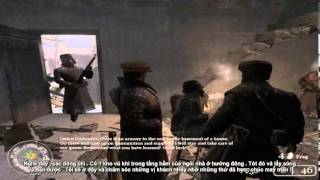 Call Of Duty 2 - Act 1 : Red Army Training[VietSub][Veteran]