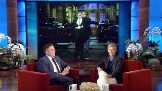 Jonah Hill Talks About Leo DiCaprio