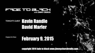 Ep.201 FADE to BLACK Jimmy Church w/ Kevin Randle, David Marler UFO News LIVE on air