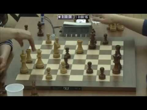2014 Women's World Blitz Championship Round 2