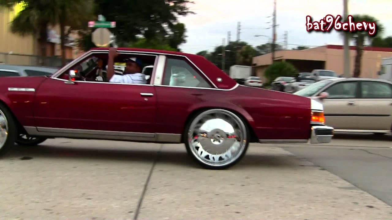 78 Buick Lesabre Coupe On 26 U0026quot  Forgiatos - 1080p Hd