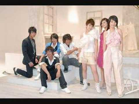 S.H.E &' Fahrenheit - Xie Xie Ni De Wen Rou (lyrics in desc.)